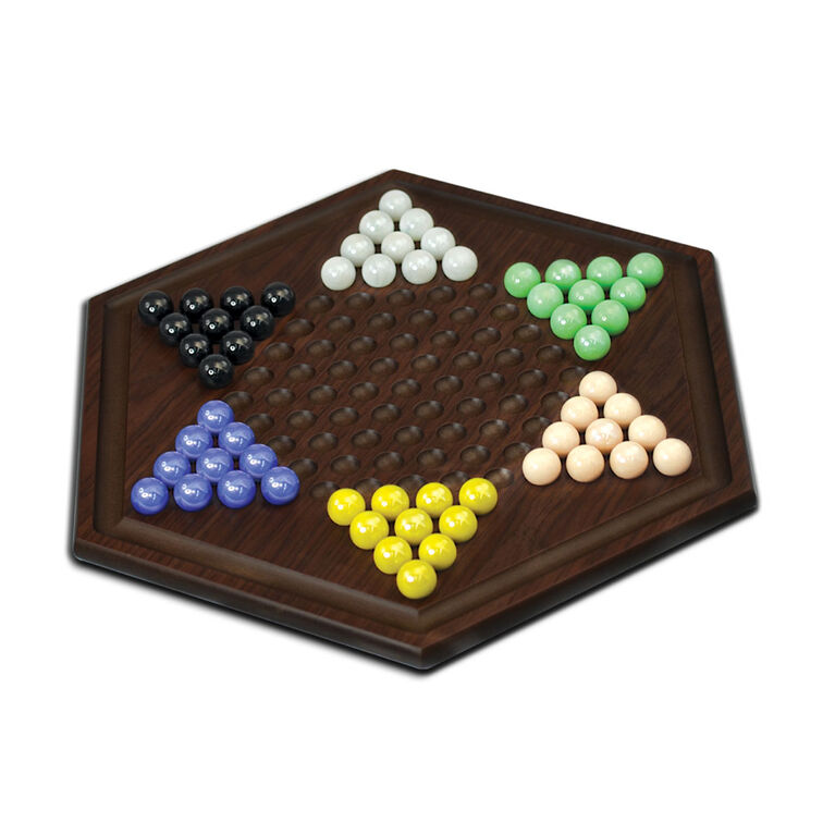 Pavilion Deluxe - Chinese Checkers