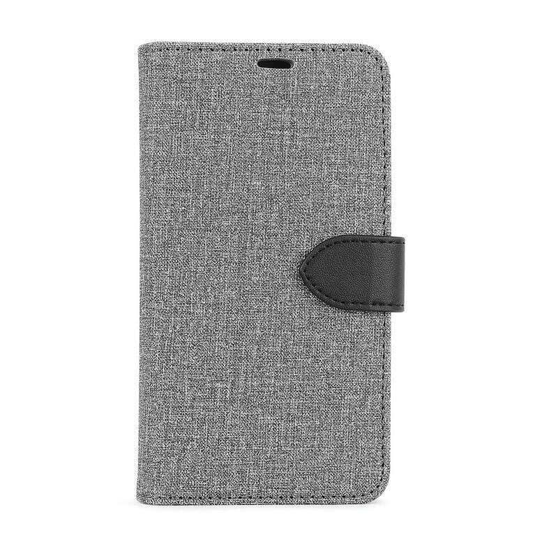 Blu Element Étui 2 en 1 Folio Gris/Bleu pour Samsung Galaxy S10+