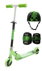 Sport Runner Premium Scooter Combo Set - Green - R Exclusive