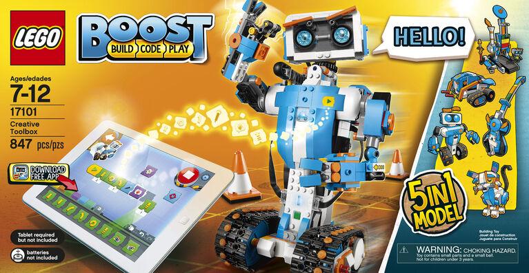LEGO BOOST Creative Tool Box 17101