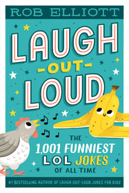 Laugh-Out-Loud: The 1,001 Funniest LOL Jokes of All Time - English Edition