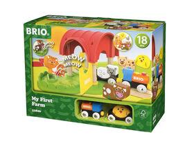 BRIO My First Farm