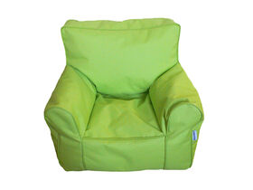 Boscoman - Cozy Youth Lounger Chair Bean bag - Lime