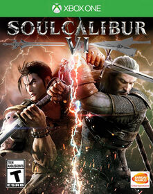 Soul Calibur VI Xbox 1