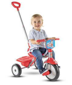 smarTrike Paw Patrol 2 in 1 Folding Fun Trike - Marshall