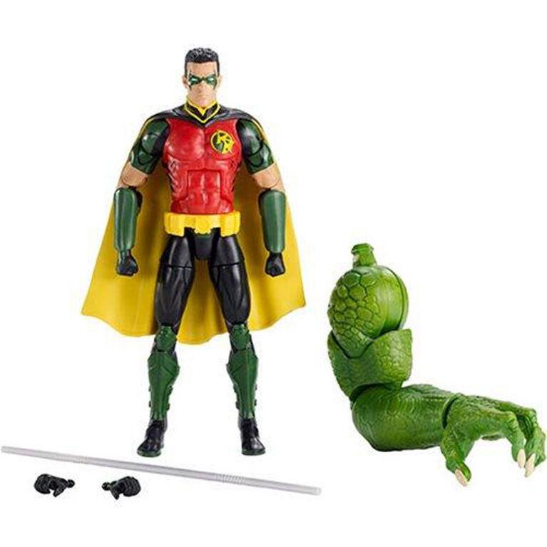 DC Comics Multiverse DC Rebirth Drake as Red Robin Action Figure