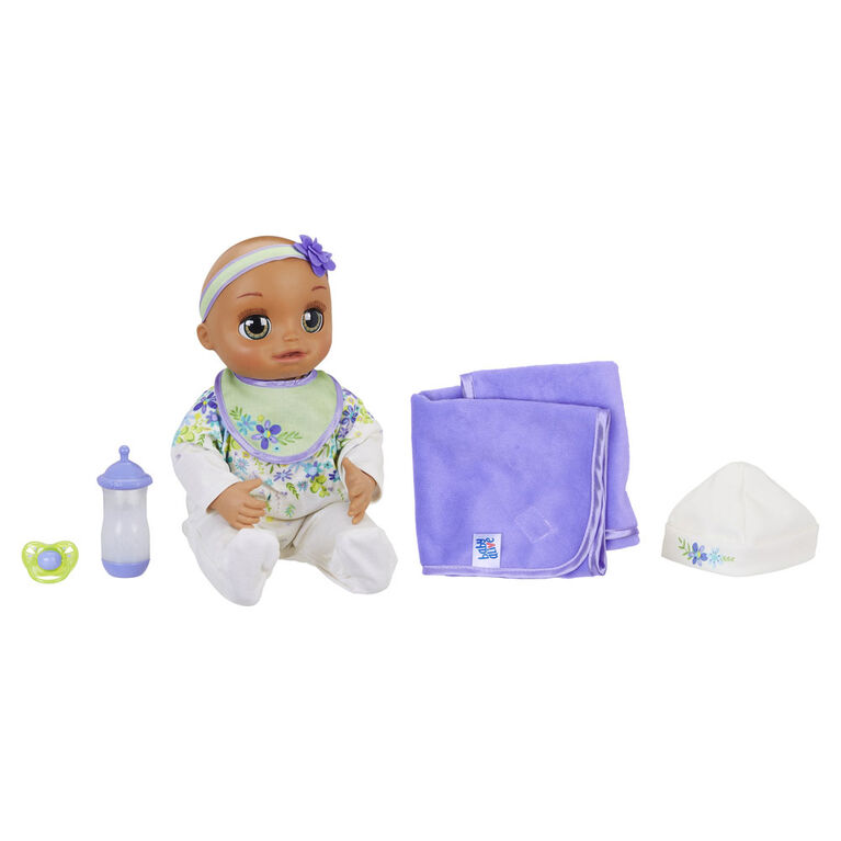 Baby Alive - Poupée interactive Real As Can Be.