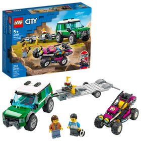 LEGO City Great Vehicles Race Buggy Transporter 60288