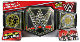 Ceinture de Championnat mondial des poids-lourds WWE.