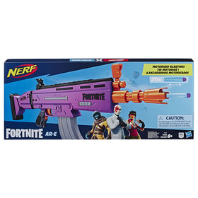 Nerf Fortnite AR-E Motorized Blaster - R Exclusive