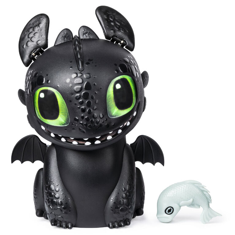 How to Train Your Dragon, Hatching Toothless Interactive Baby Dragon with Sounds