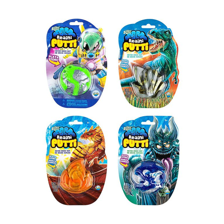 OrbSlimy Braini Putti Monsterz Putti