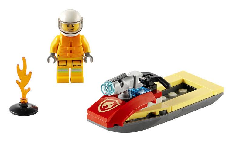 LEGO City Le jet-ski des pompiers 30368
