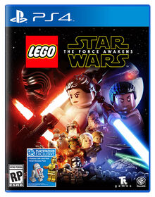 PlayStation 4 - LEGO Star Wars: The Force Awakens