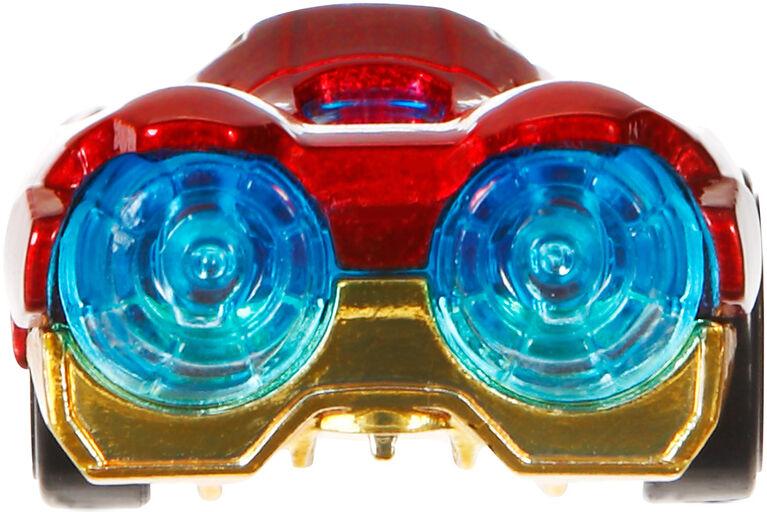 Hot Wheels Marvel Character Car - Spiderman