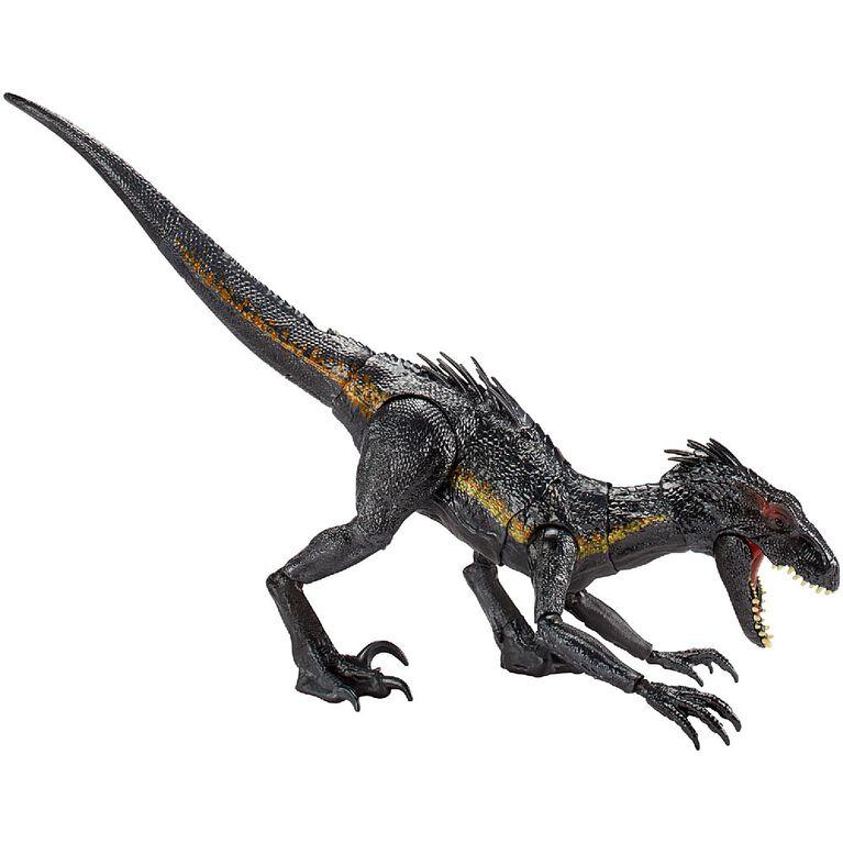 Jurassic World - Figurine Dino Méchant.