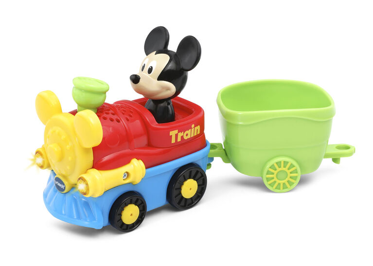 VTech Go! Go! Smart Wheels® - Disney Mickey Choo-Choo Express - English Edition