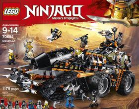 LEGO Ninjago Dieselnaut 70654