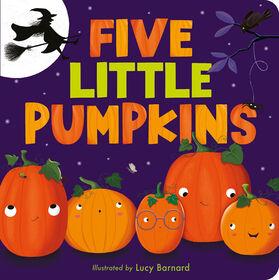 Five Little Pumpkins - Édition anglaise