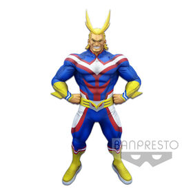 Banpresto Figurine All Might, Age of Heroes, My Hero Academia - Édition anglaise