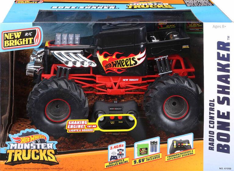 1:10 Remote Controlmonster Truck - Bone Shaker