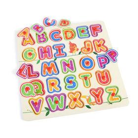 Imaginarium Discovery - Wooden Alphabet Puzzle