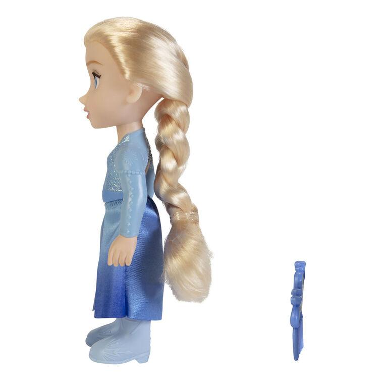 Frozen 2 Petite Adventure Elsa Doll