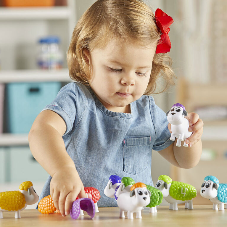 Learning Resources - Ensemble Snap 'n' Learn Counting Sheep