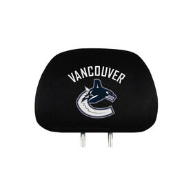 Vancouver Canucks Headrest Covers