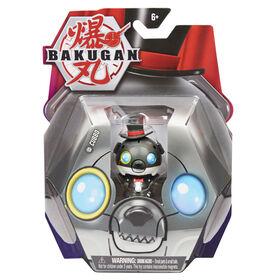 Bakugan, Coffret Magician Cubbo, Figurines articulées transformables Geogan Rising à collectionner