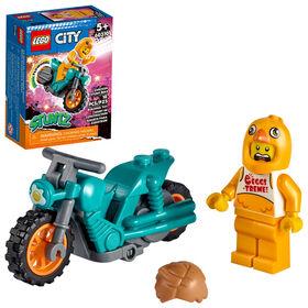 LEGO City Stuntz Chicken Stunt Bike 60310