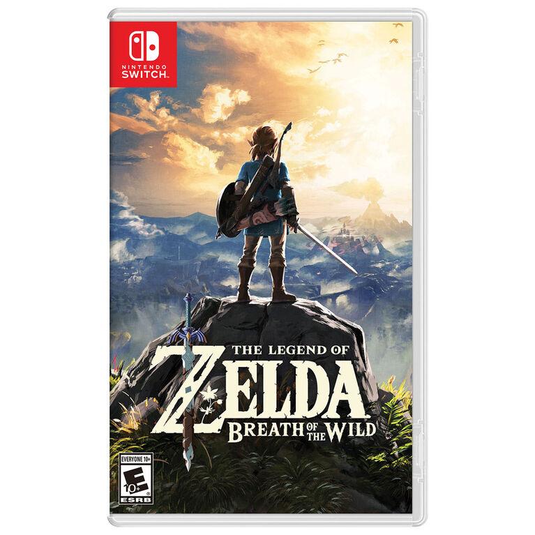 Nintendo Switch - The Legend of Zelda: Breath of the Wild