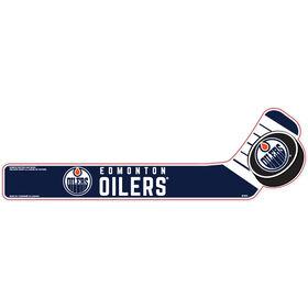 NHL WiperTag Edmonton Oilers - English Edition