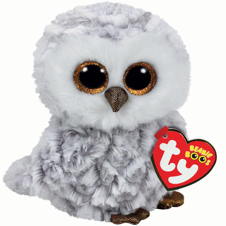 Ty Owlette the White Owl reg