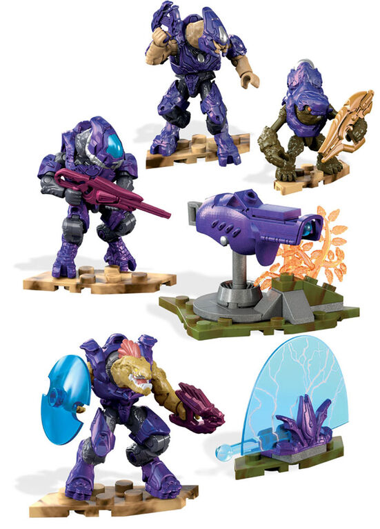 Mega Construx Covenant Mercenaries Set
