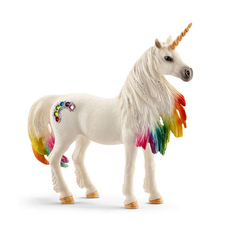 Schleich Rainbow Unicorn Mare - Multi