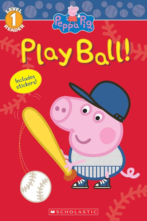 Scholastic - Peppa Pig: Play Ball! - English Edition