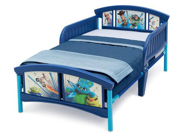 Disney/Pixar Toy Story 4 Plastic Toddler Bed