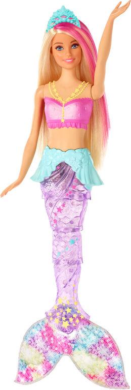 Barbie Dreamtopia Sparkle Lights Mermaid Assortment