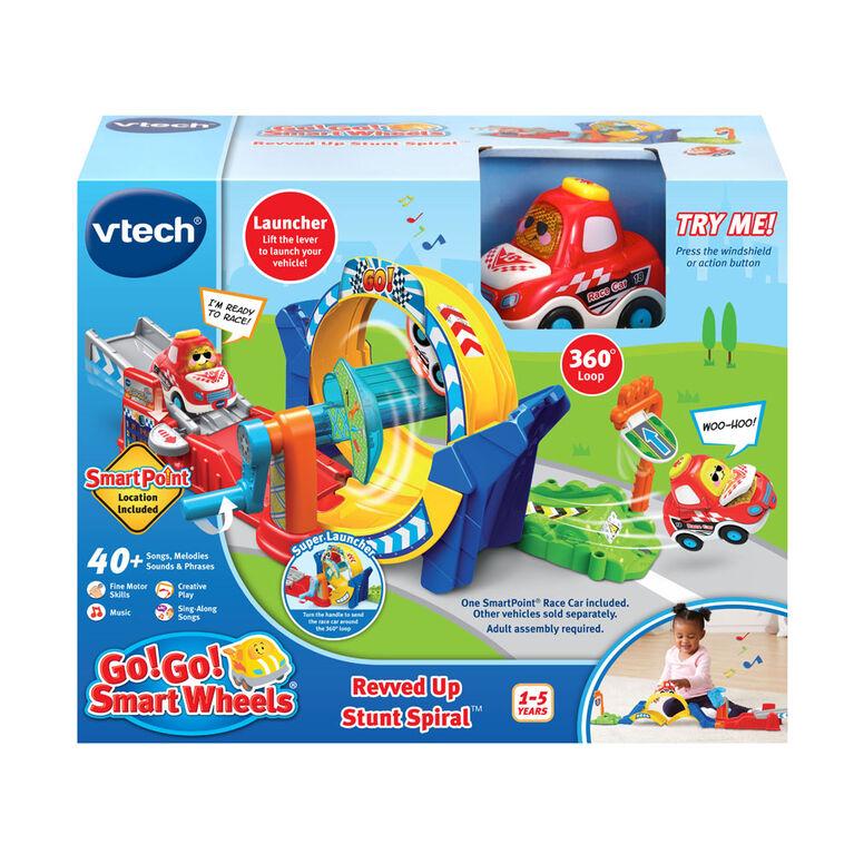 VTech Go! Go! Smart Wheels Tut Tut Looping - Édition anglaise