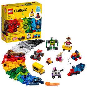 LEGO Classic Briques et roues 11014