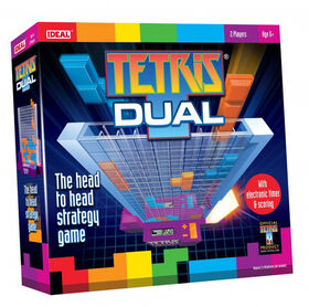 Tetris Dual Game