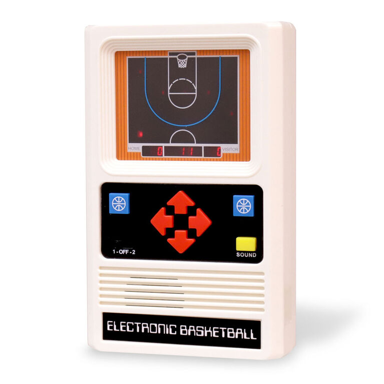 Mattel Classic Basketball Electronic Game