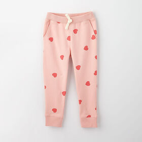 just chilling jogger, 2-3y - light pink print