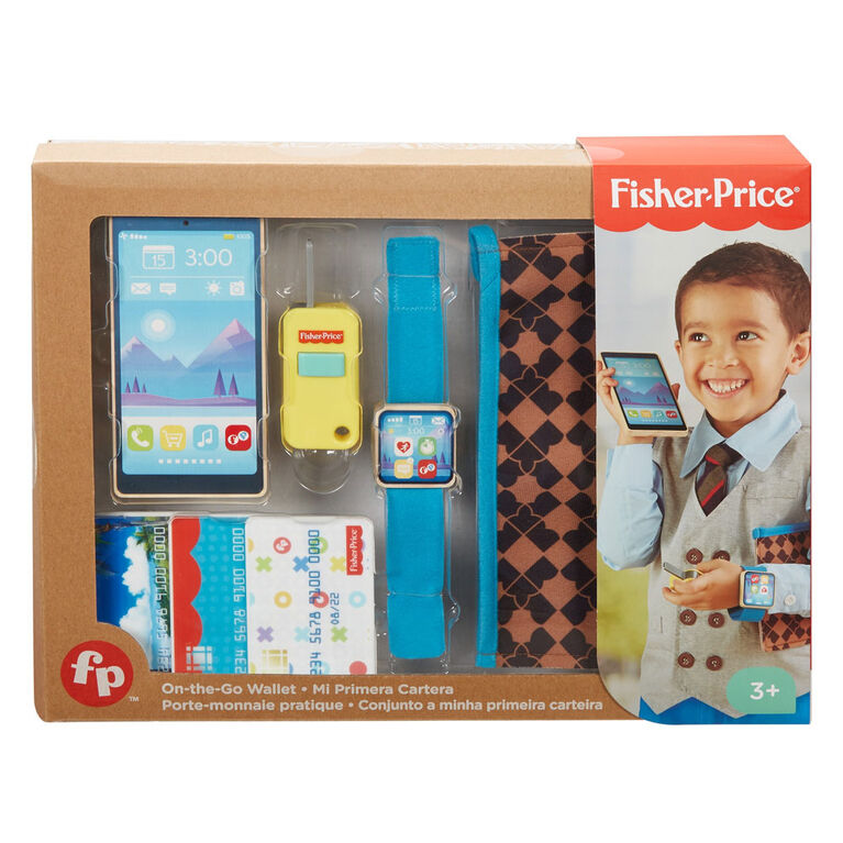 Fisher-Price On-the-Go Wallet
