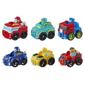 Transformers Rescue Bots Academy Mini Bot Racers Converting Robot Toy