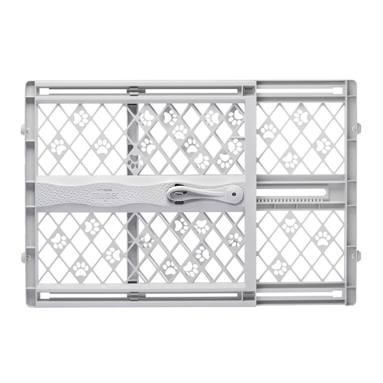 Barriere Paws Portable Petgate de North States Mypet - Gris