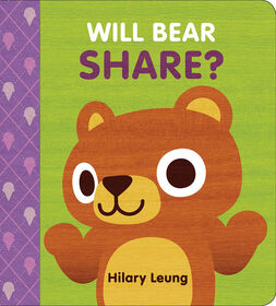 Will Bear Share? - English Edition