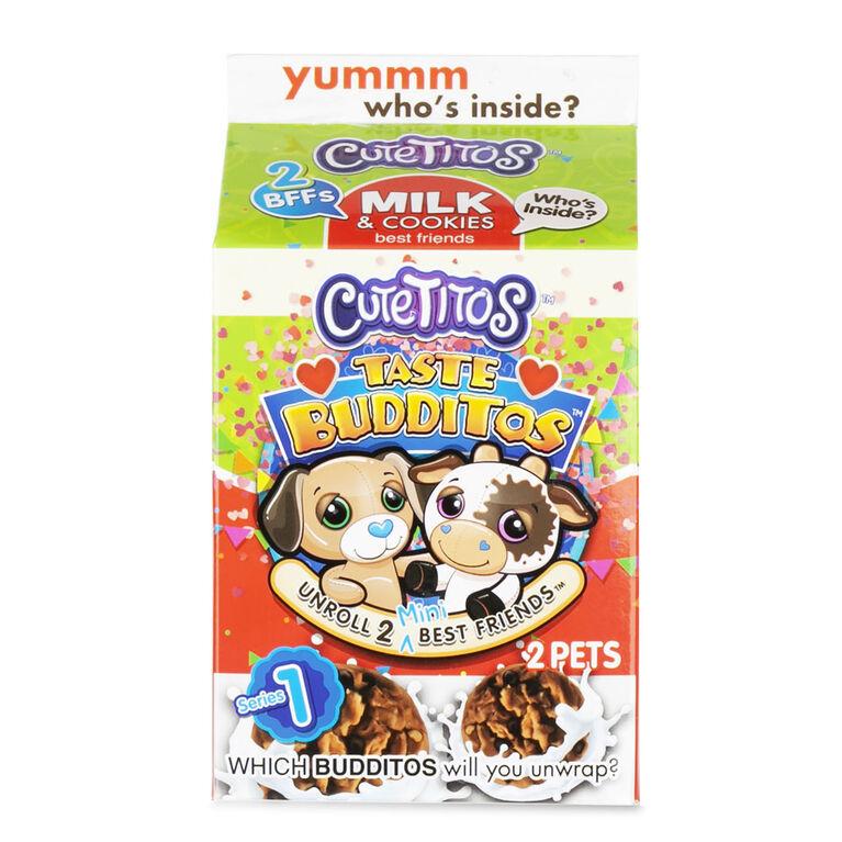 Cutetitos Taste Budditos Milk N Cookies