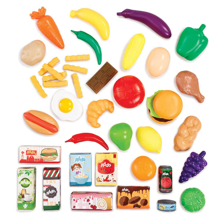 Busy Me Mega Play Food Set - R Exclusive